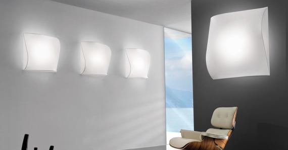 AXO Light Stormy PL 60 nowoczesna Lampa Sufitowa biała 60 cm
