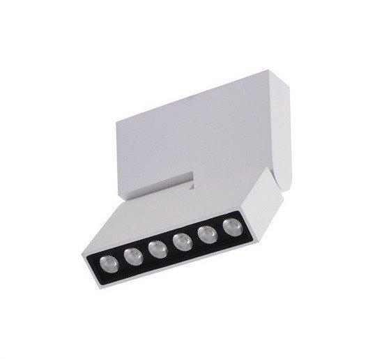 Azzardo Leon 5 Spot LED AZ3488 Biały