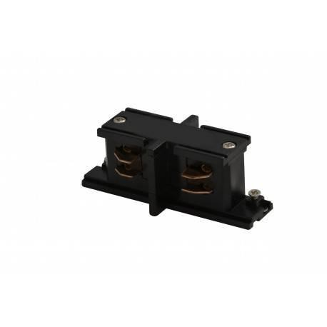 Azzardo Złącze proste do szyno przewodu Mini Simple Connection Czarne AZ2981