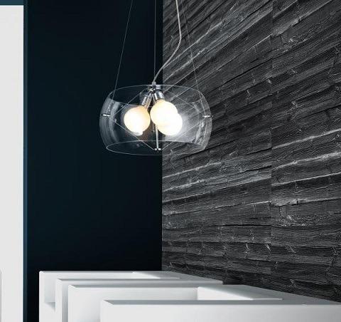 Cosmo 2901-3PA Clear Lampa Wisząca AZZARDO
