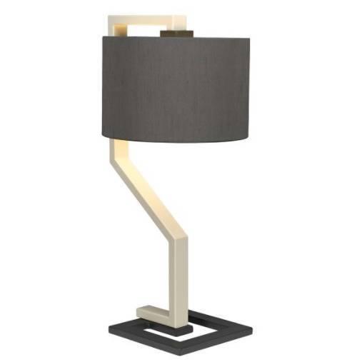 Elstead Lighting Axios AXIOS-TL-GREY Lampa stołowa