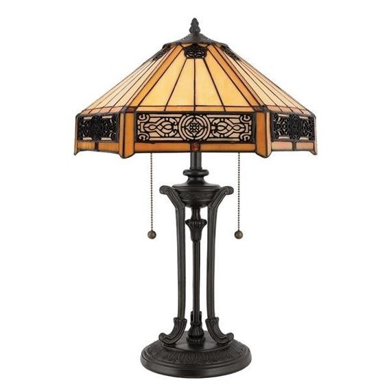 Elstead Lighting Indus QZ/INDUS/TL Lampa stołowa