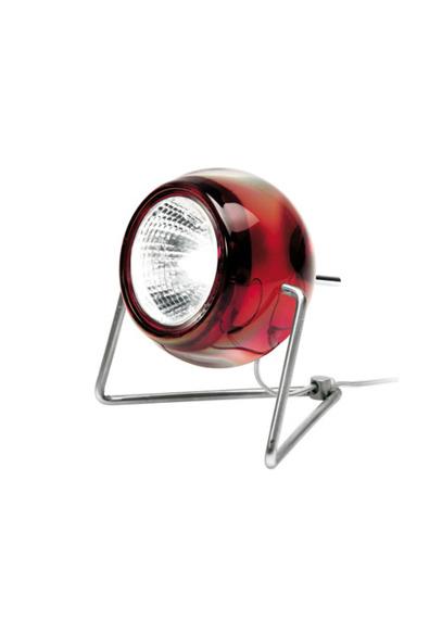 Fabbian BELUGA COLOUR D57 B03 03 red Lampka