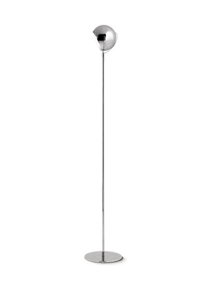 Fabbian BELUGA STEEL D57 C01 15 Lampa podłogowa