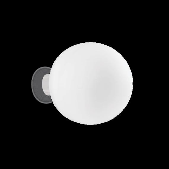 Kinkiet IDEAL LUX Mapa AP1 D20 Bianco