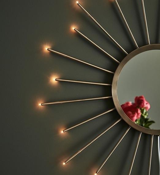 Kinkiet z lustrem Blossom 107770