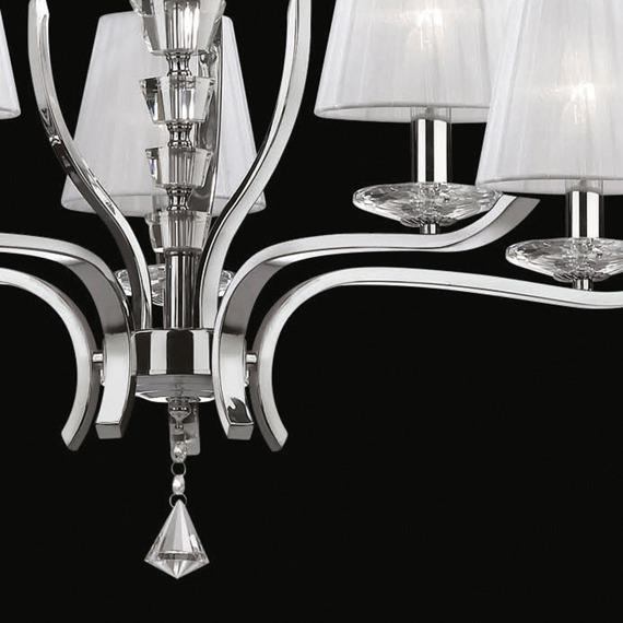 Lampa IDEAL LUX Pegaso SP5