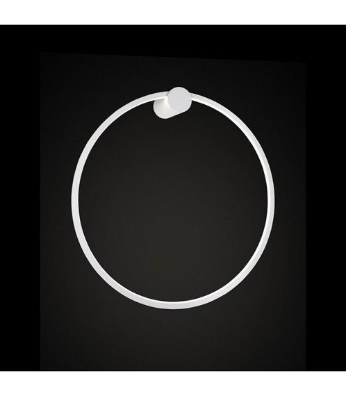 Lampa Ścienna Ramko Echo 67944 kolor czarny 60 cm