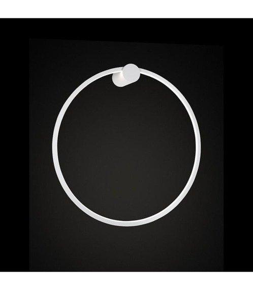 Lampa Ścienna Ramko Echo 67945 kolor czarny 90 cm