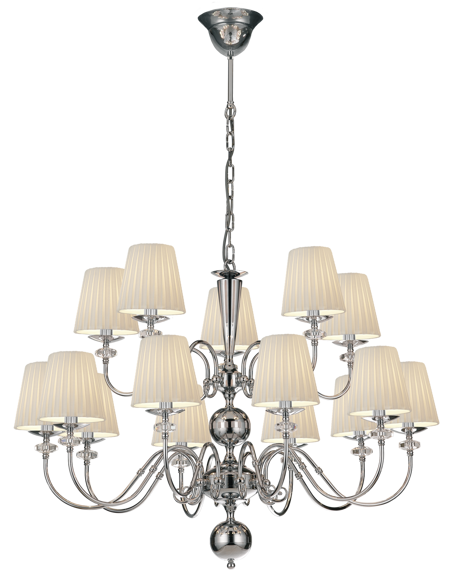 Lampa Wisząca Amplex LILOSA 15pł