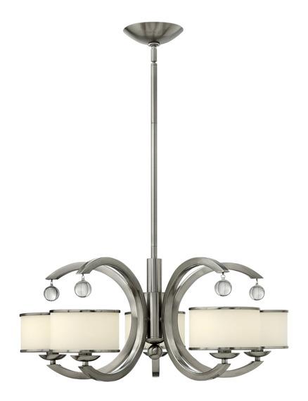 Lampa Wisząca Elstead MONACO 5 HK/4855BN