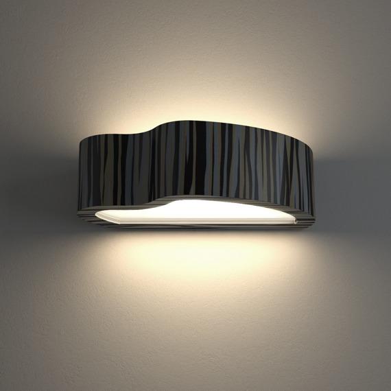 Lampa ścienna Cleoni Atego 12395PP1 701