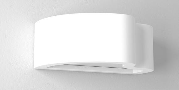 Lampa ścienna Cleoni Atego 12396LP1 701