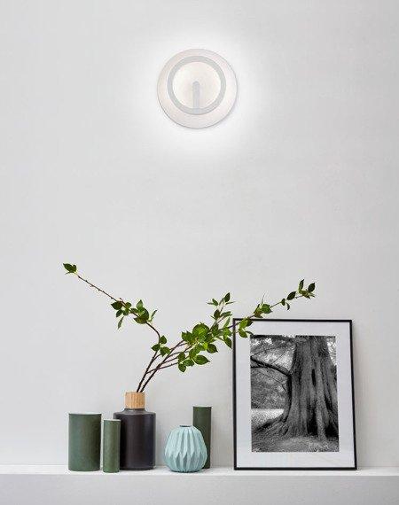 Lampa ścienna Pujol Circular A-204 N
