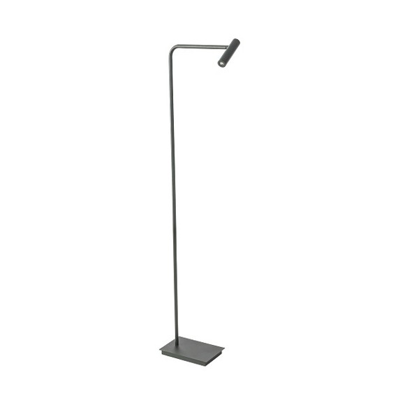 Lampa stojąca czarna Azzardo Fler AZ3202
