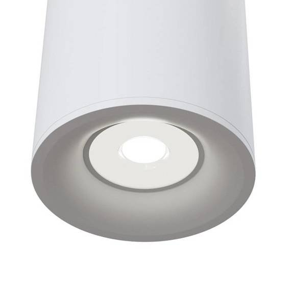 Lampa sufitowa Maytoni Alfa C012CL-01W Biała