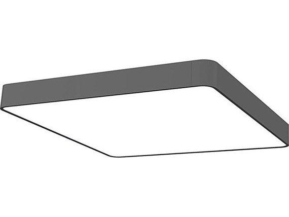 Lampa sufitowa Nowodvorski SOFT LED 60x60 plafon 9528 czarna