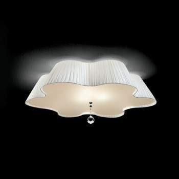 Lampa sufitowa Vintage DAISY 60 biały PLDAI60BC