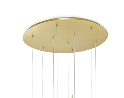 Lampa wisząca Miloox X-Ray 1744.137