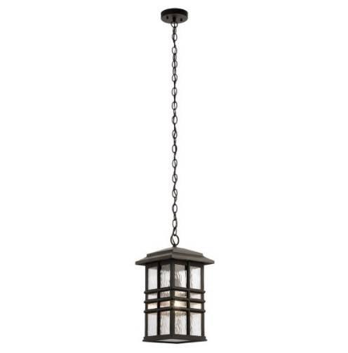 Lampa wisząca zewnętrzna Elstead Lighting  Beacon Square KL-BEACON-SQUARE8-OZ