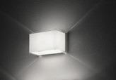 Leucos BLOCK P14 Lampa Ścienna biały