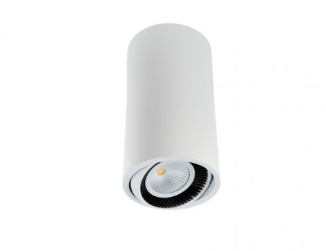 Luk Tube 20051.01 Oprawa Natynkowa LED BPM biała 19 cm