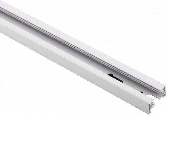 Nowodvorski jednofazowy szynoprzewód PROFIL TRACK 1 metry white 9450