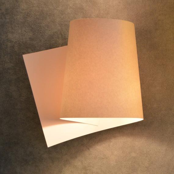 Ramko Papel 67773 H-66 Nowoczesna Lampa ścienna