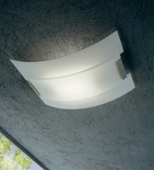 Sillux NEW YORK LS 4/232 Lamap Sufitowa satynowa  41 cm