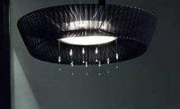 Sillux PARIGI LS 4/241 Lampa Sufitowa biała 60 cm