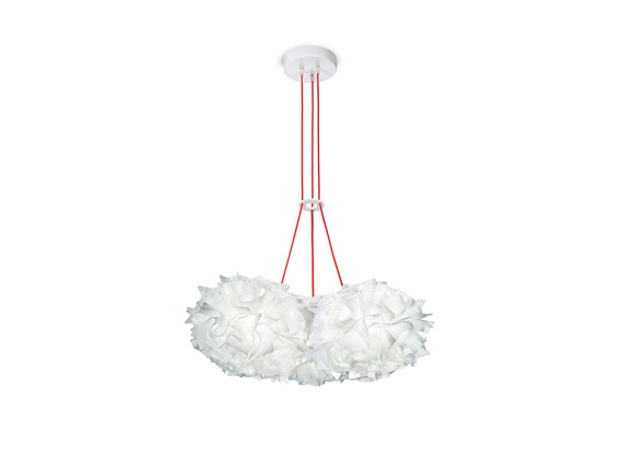 Slamp Veli Couture Mini Trio Lampa Wisząca