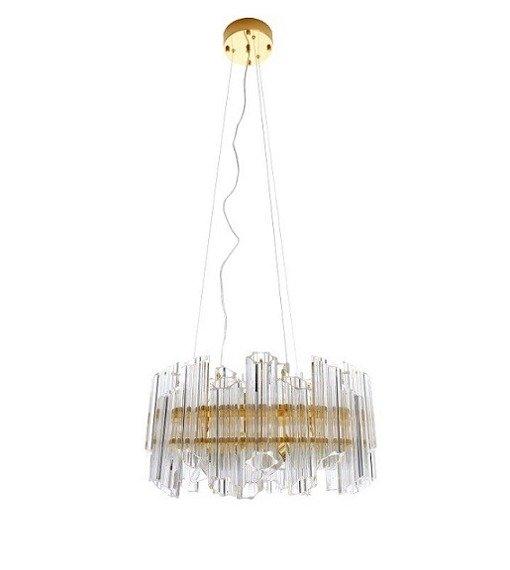 Żyrandol Berella Light Bonar 8M BL0350
