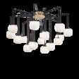 Żyrandol wiszące kule Ideal Lux Rhapsody SP16